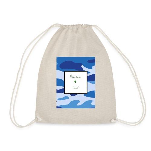 My channel - Drawstring Bag