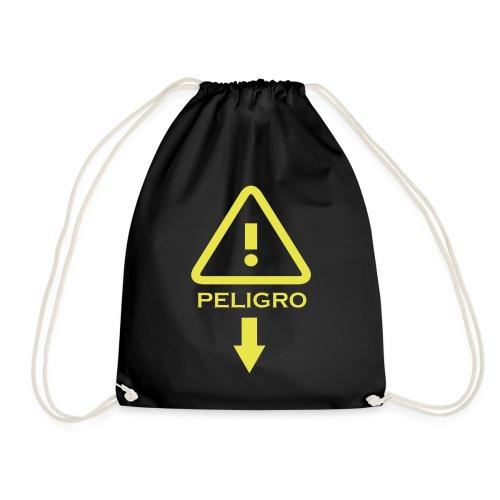 Peligro - Mochila saco