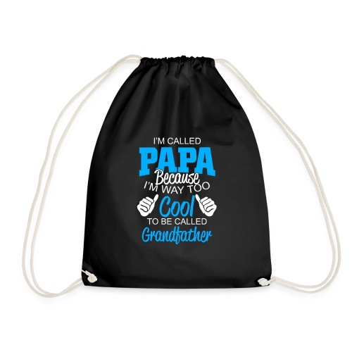 01 im called papa copy - Sac de sport léger