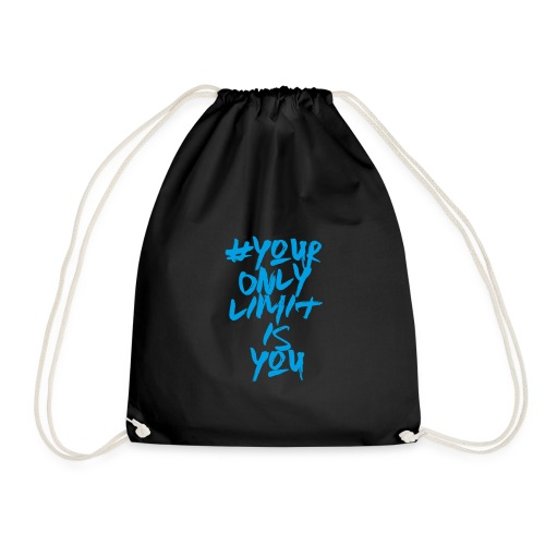 your only limit is you - Mochila saco
