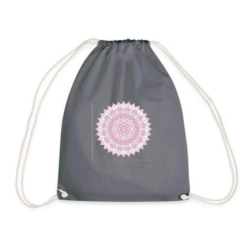 Mandala - Drawstring Bag