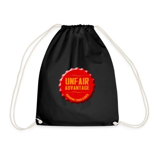 UFAV Red Bottlecap - Drawstring Bag
