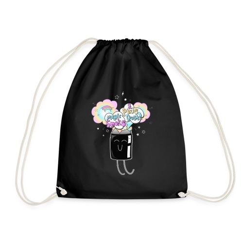 Magic Smoke & Pixie Dust - Drawstring Bag