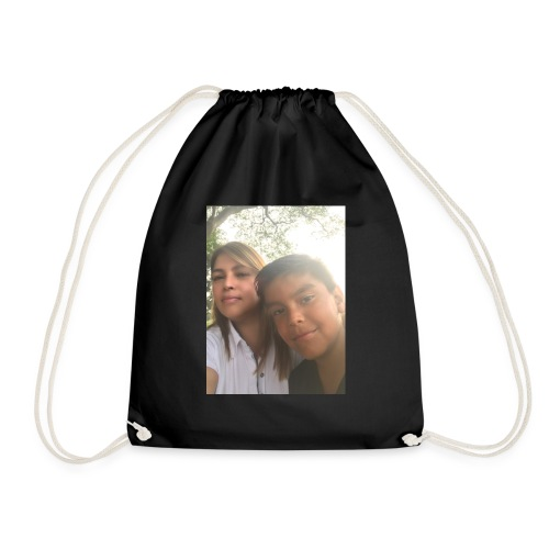 Muy ferst merch - Drawstring Bag