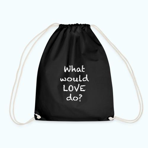 Liebe - Drawstring Bag