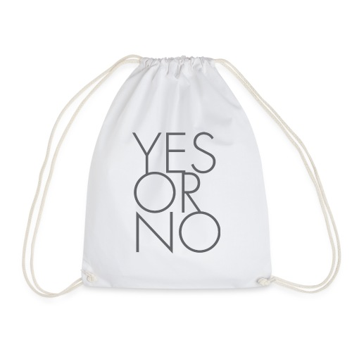 Yes or No - Turnbeutel