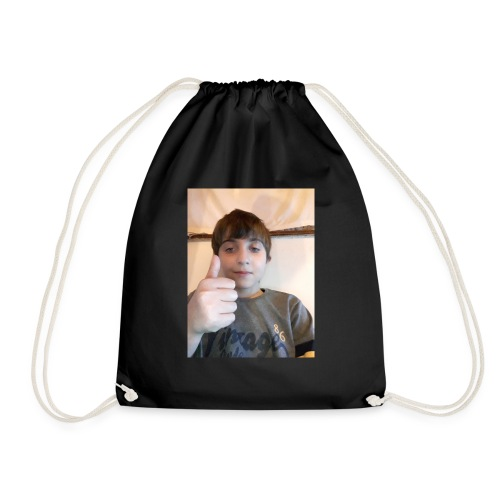 My Face clothing :-) - Drawstring Bag