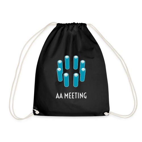 AA meeting - Gymtas