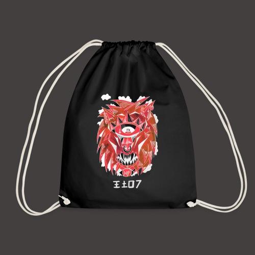 lion Négutif - Sac de sport léger