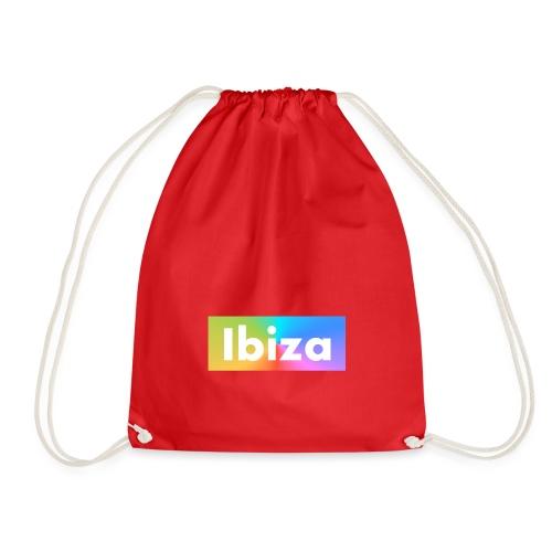 IBIZA Color - Drawstring Bag
