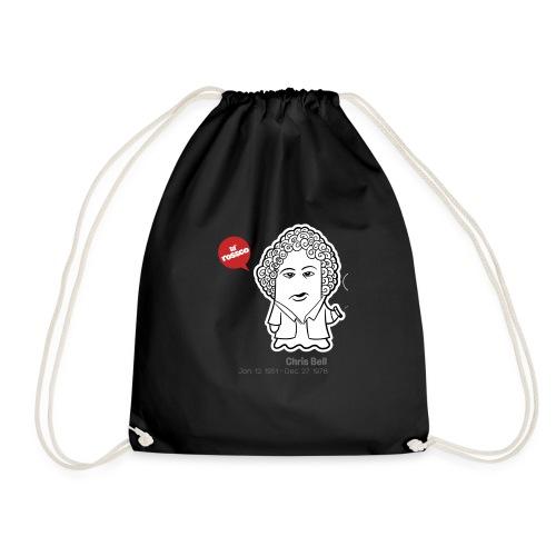 27 Club Chris Bell Tee Shirt - Drawstring Bag