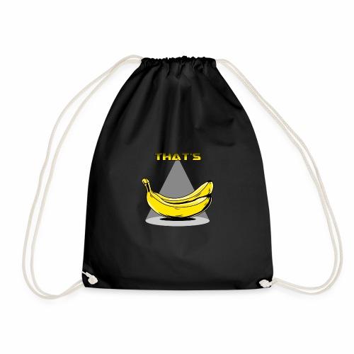 That's Banana's - Drawstring Bag
