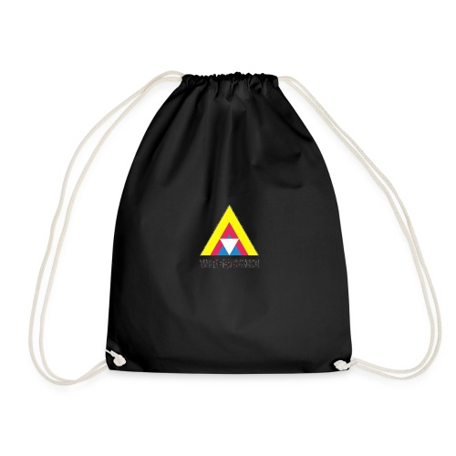 We Are Wrestling! - Drawstring Bag