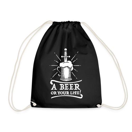 la bière ou la vie - Sac de sport léger
