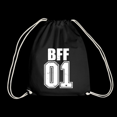 BFF 01 no. 1 King Best Friends Friends numer - Worek gimnastyczny