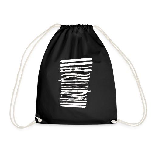 kalligrafie_axl.png - Drawstring Bag