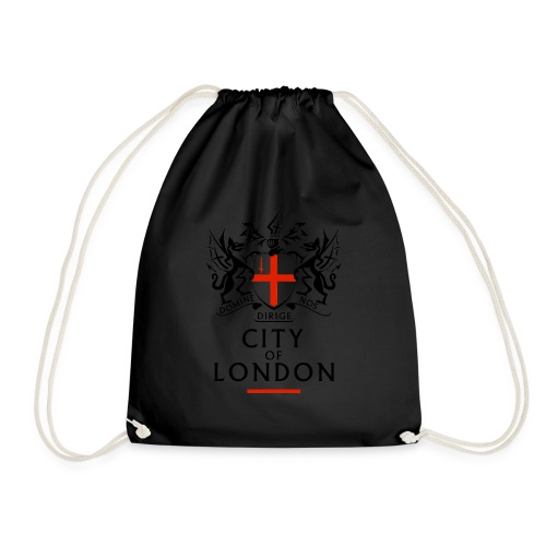 City of London - Drawstring Bag