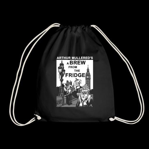 A Brew from the Fridge v1 - Drawstring Bag