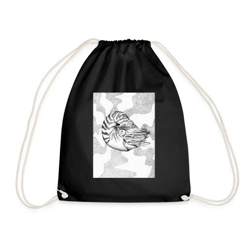 Nautilus - Drawstring Bag
