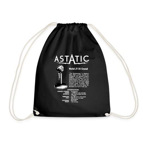 Astatic JT-30 Specs - Drawstring Bag
