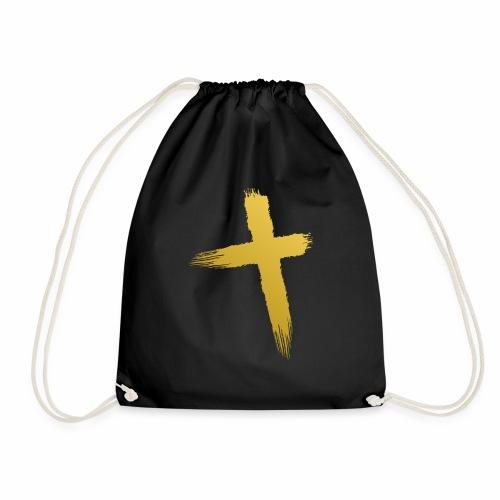 Kreuz Jesu - Turnbeutel