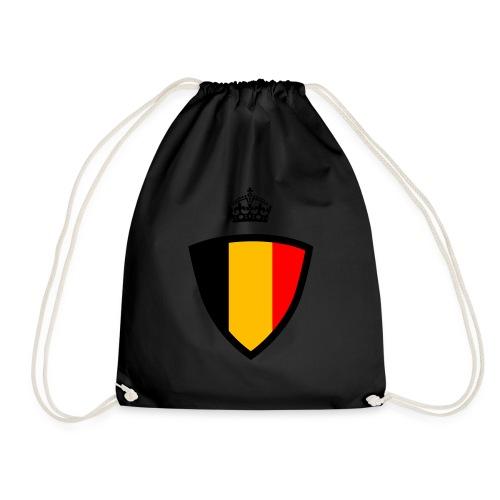 Koninkrijk belgië schild - Sac de sport léger