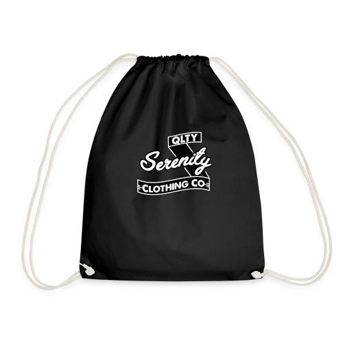 Serenity Design - Drawstring Bag