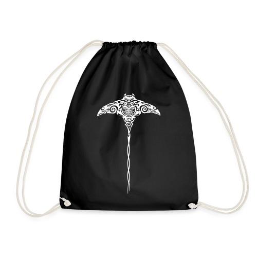 Aloha Ray - Drawstring Bag