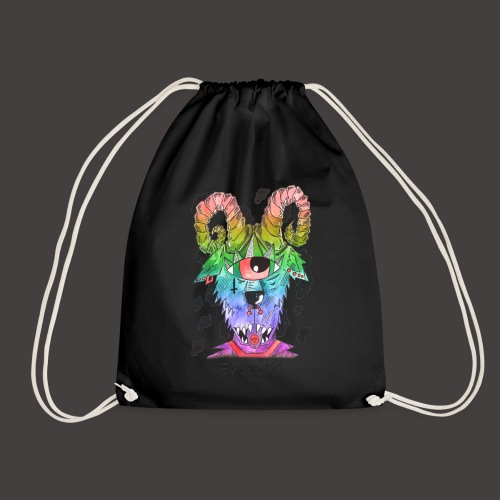 Belier multi-color - Sac de sport léger