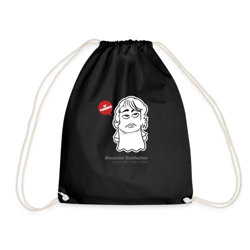 27 Club - Al Bash - Drawstring Bag