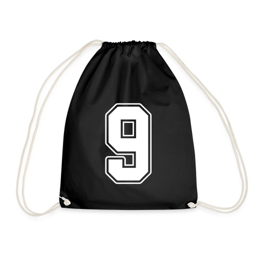 Number 9 - Sacca sportiva