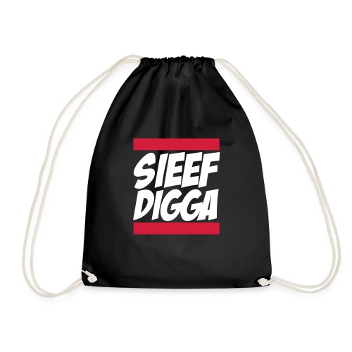 Sieef Digga DMC Style 2 - Turnbeutel