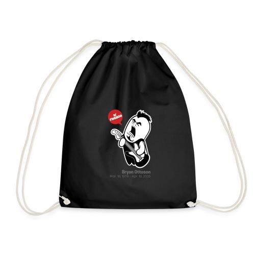27 Club - Bryan Ottoson Tee Shirt - Drawstring Bag