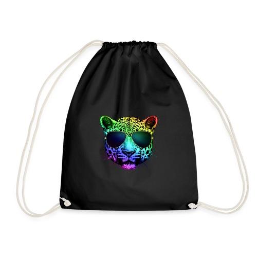 Rainbow Guépard - Sac de sport léger