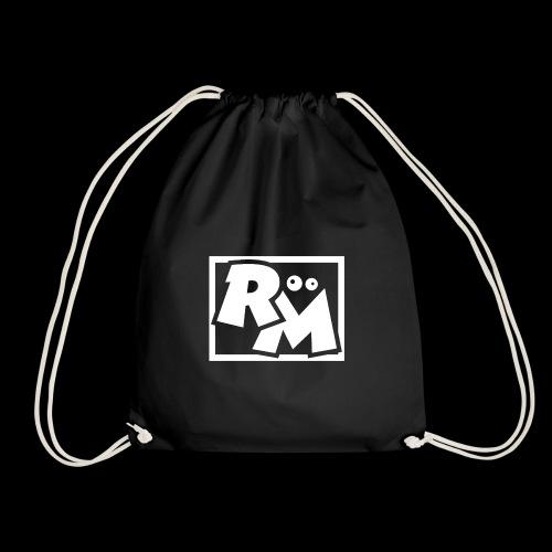 Runt Mods White - Drawstring Bag