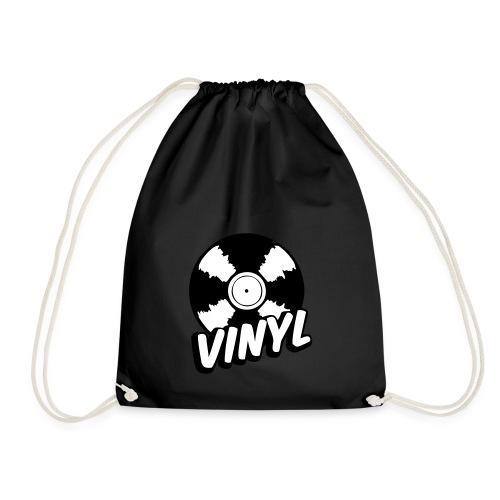 Vinyl_60s - Turnbeutel