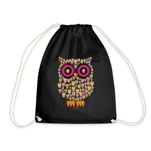 PÖLLÖPERHE OWL FAMILY - Funny textiles and Gifts - Jumppakassi