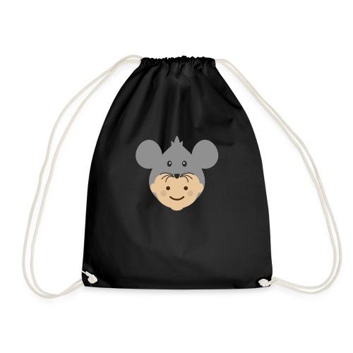 Mr Mousey   Ibbleobble - Drawstring Bag