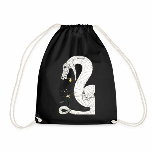 Poison - Combat contre un serpent venimeux géant - Sac de sport léger