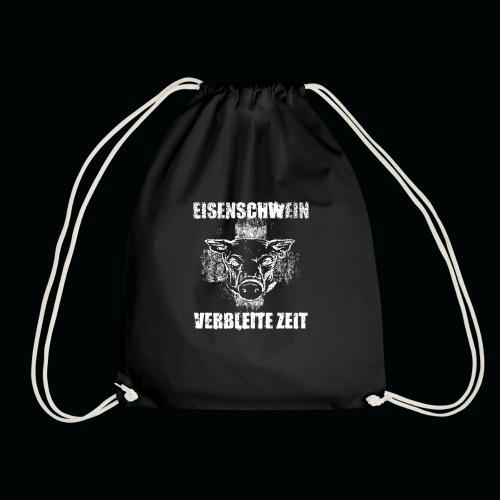 Eisenschwein - Verbleite Zeit - Shirt - Turnbeutel