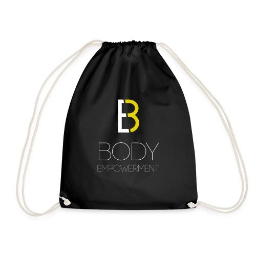 Body Empowerment Logo 4 - Drawstring Bag