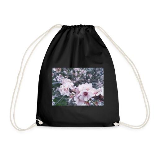 Vetement avec image fleurs de sakura - Sac de sport léger