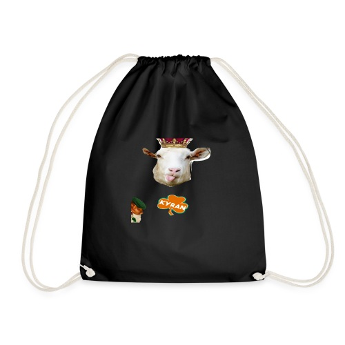 Kyrans Special 5 days only - Drawstring Bag