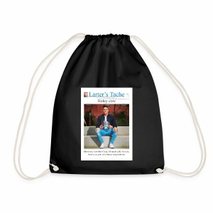 Issue 3 Front Cover - Drawstring Bag