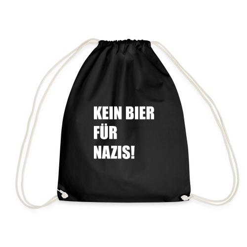 KEIN BIER FÜR NAZIS - Turnbeutel
