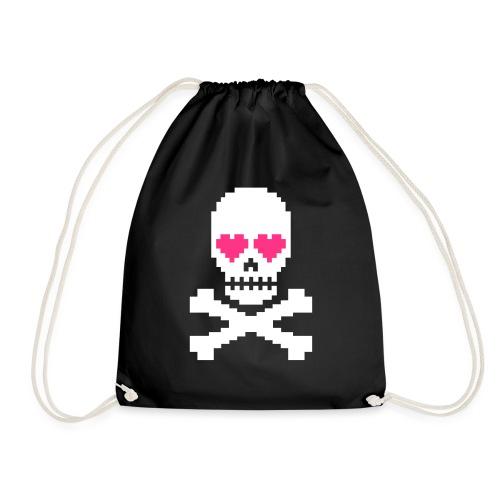 Skull Love - Gymtas