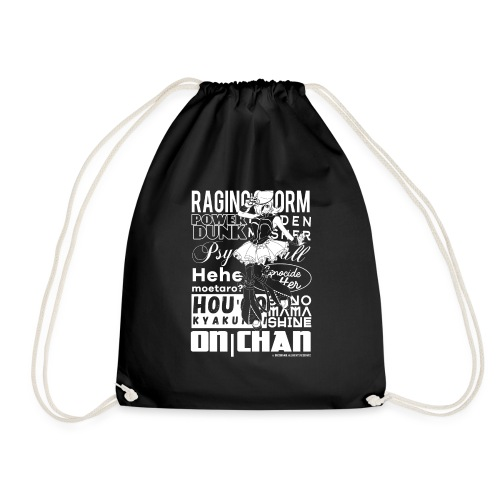 ON Chan - Drawstring Bag