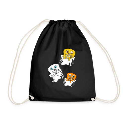 Halloween ghosts - Drawstring Bag