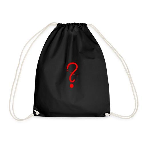 ̶W̶H̶A̶T̶ - Drawstring Bag