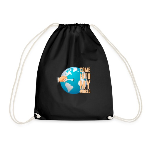 Caro cloth design - Drawstring Bag